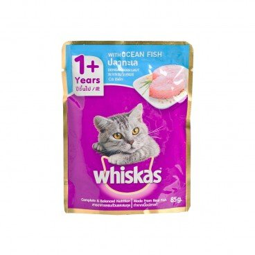 WHISKAS - Pouch Ocean Fish - 85G