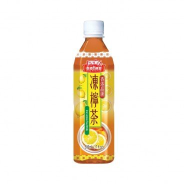HUNG FOOK TONG - Ice Lemon Tea Drink - 500ML