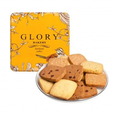 GLORY BAKERY - Cha Chaan Teng Cookies Arrival 9 12 2019 - 320G