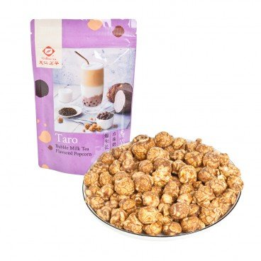 TENREN TEA - Popcorn taro Bubble Milk Tea - 60G