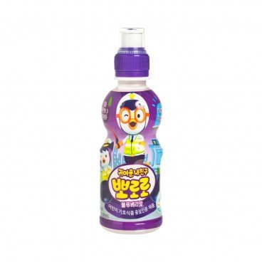 PALDO - Pororo Juice blueberries Flavor - 235ML