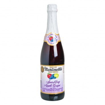 MARTINELLI'S - Sparkling Apple grape No Alcohol - 750ML