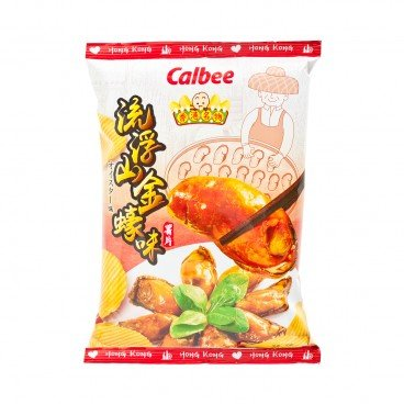 CALBEE - Potato Chips dried Oyster - 70G