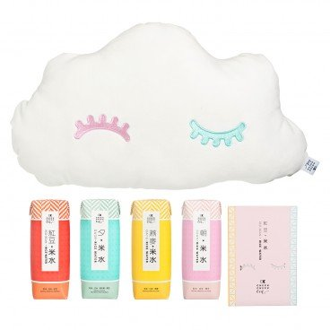 CHECKCHECKCIN - Warmest Cloud Set - SET