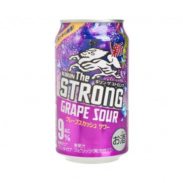 KIRIN - Hyoketsu Strong Beer grape Sugar Free - 350ML