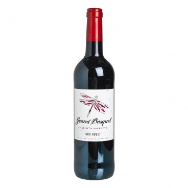 GRAND BOSQUET - Igp Rouge South West - 750ML