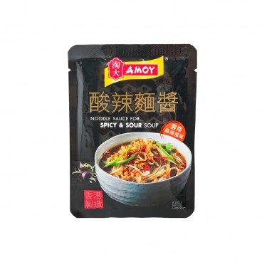 AMOY - Noodle Sauce For Spicy Sour Soup - 60G