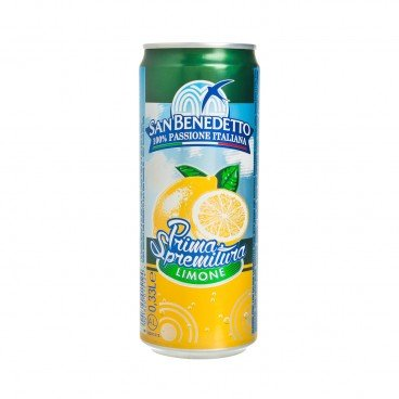 SAN BENEDETTO - Lemon Carbonated Drink - 330ML