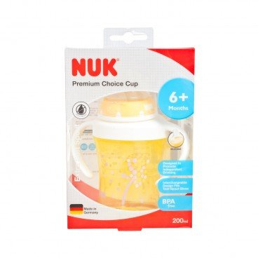 NUK - Pch Cup With Silicone Spout - PC