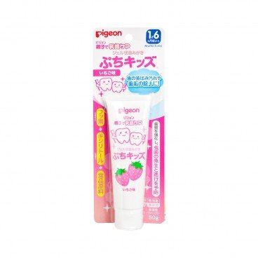 PIGEON - Baby Gel Toothpaste - 50G