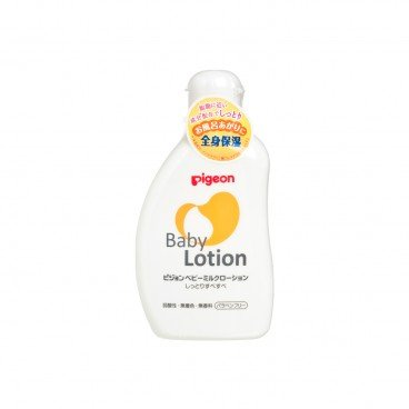 PIGEON - Baby Milk Lotion - 120ML