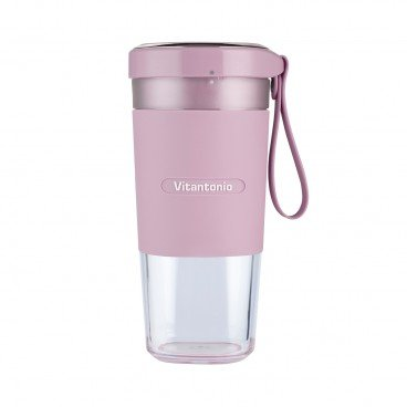 VITANTONIO - Cordless My Bottle Blender pink - PC