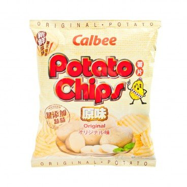 CALBEE - Potato Chips original - 55G