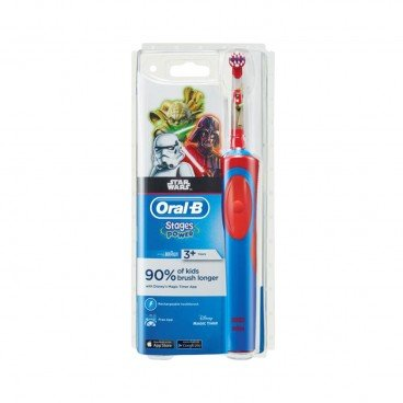 ORAL-B - D 12 k Kids Stages Power star Wars - PC