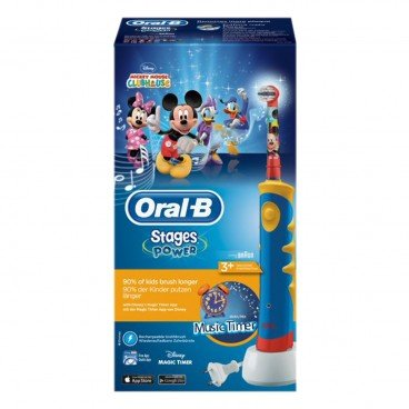 ORAL-B - D 10 Kids Stages Power mickey Mouse - PC