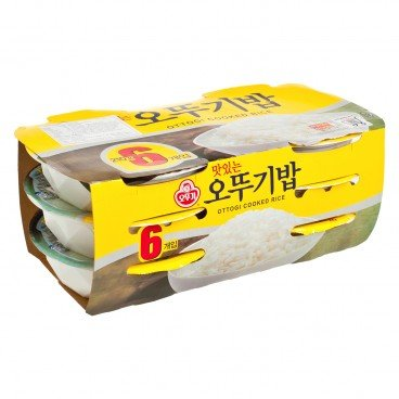 OTTOGI - Tasty Instant Rice Bundle - 210GX6
