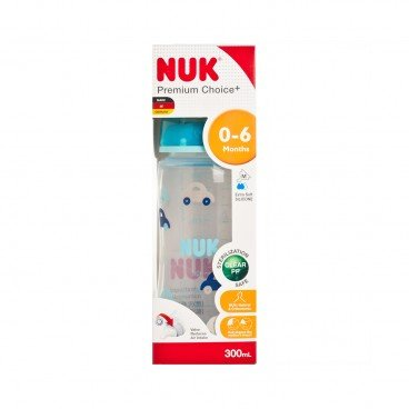 NUK - Pp Bottle silicone Size 1 M - 300ML