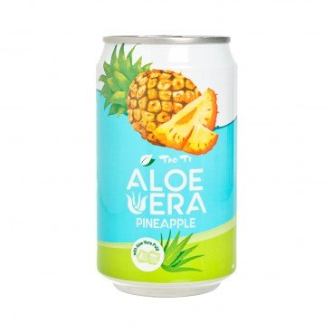 TAO TI - Pineapple Aloe Vera Drink - 310ML