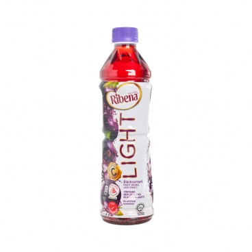 RIBENA - Blackcurrant Drink light - 450ML