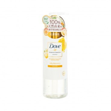DOVE - Japan Botanical Selection Natural Shine Shampoo - 500G