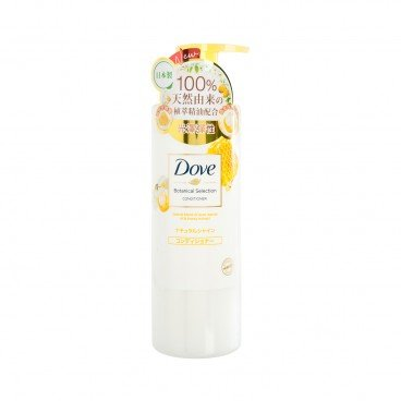 DOVE - Japan Botanical Selection Natural Shine Conditioner - 500G