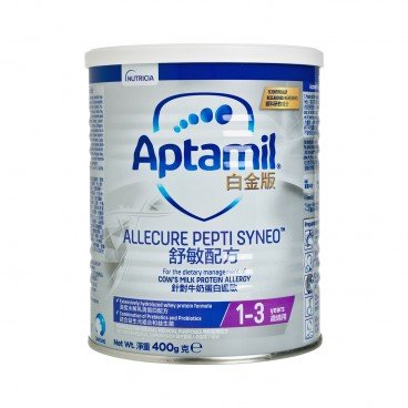 APTAMIL - Allecure Pepti Syneo 1 3 Year Old - 400G