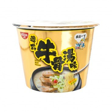DE-MA-E - Bowl Noodle korean Beef - 102G