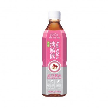 HUNG FOOK TONG - Fresh Fit Drink red Bean Jobs Tears - 500ML