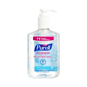 PURELL - Advanced Hand Sanitizer Refreshing Gel - 236ML