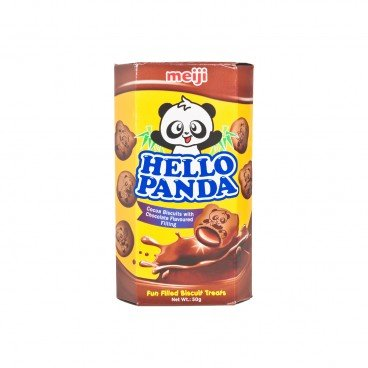 MEIJI - Hellopanda double Chocolate - 50G