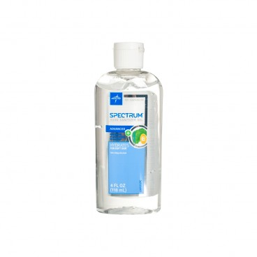 MEDLINE - Hand Sanitizer Spectrum Gel With 70 Alcohol - 118ML