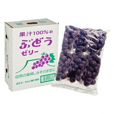 AS FOODS - Jelly grapes - 23'S