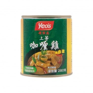 YEO'S - Premium Chicken Curry - 280G