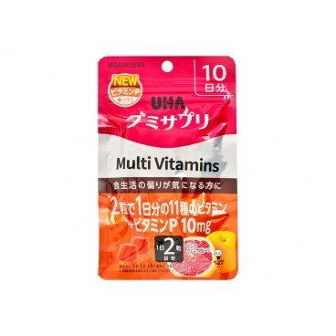 UHA - Gummy multi Vitamin - 20'S
