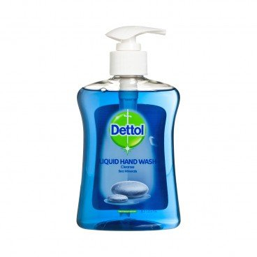 DETTOL(PARALLEL IMPORT) - Liquid Ph balanced Handwash sea Minerals - 250ML