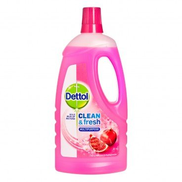 DETTOL(PARALLEL IMPORT) - Power fresh Antibacterial Multi purpose Cleaener cherry Blossom - 1L