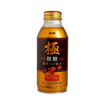 ASAHI - Wonda Kiwami Light Sugar - 370ML