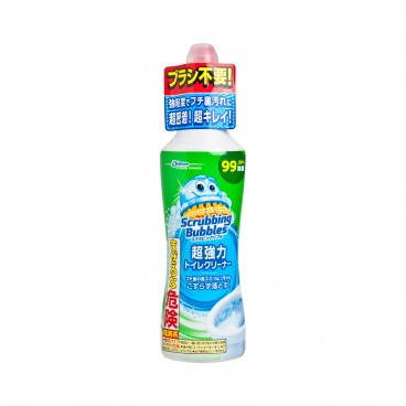 SC JOHNSON (PARALLEL IMPORT) - Scrubbing Bubble Super Strong Toilet Cleaner - 400G