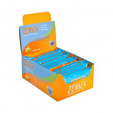 ZENSES - Disinfectant Wet Wipes white Tea - 10'SX10