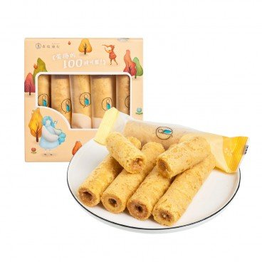 BLUE BIRD TRAVEL - Eanut Filling Egg Rolls - 5'S