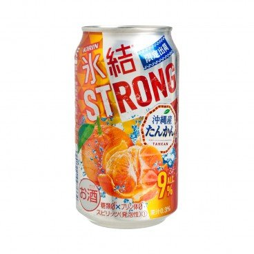 KIRIN - Fruit Beer okinawa Orange - 350ML