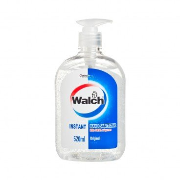 WALCH - Instant Hand Sanitizer - 500ML