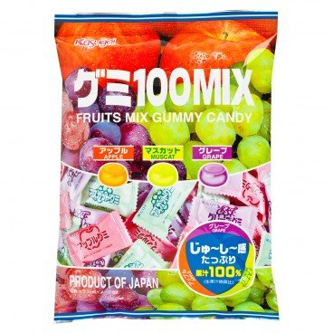 KASUGAI - Mixed Gummy Candy Family Pack - 305G