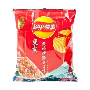 LAY'S - Potato Chips tokyo Barbecue Flavored - 43G