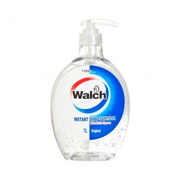 WALCH - Instant Hand Sanitizer - 1L