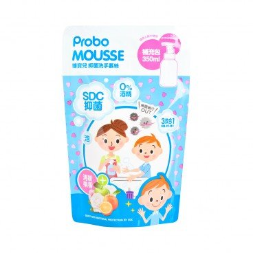 PROBO - Peppa Pig Hand Mousse Refill - 350ML