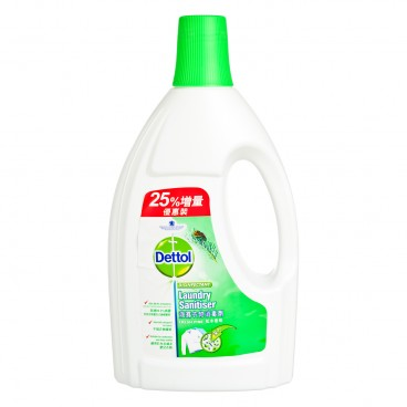 DETTOL - Laundry Sanitizer fresh Pine - 1.5L