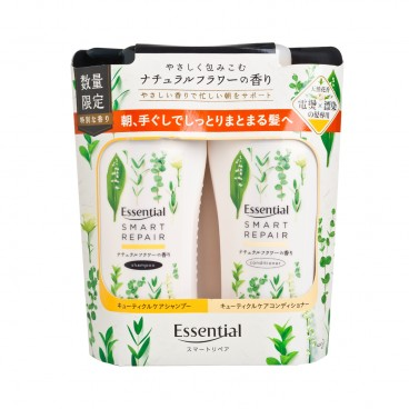 ESSENTIAL - Natural Floral Limited Pack nourishing - 480MLX2