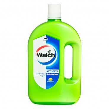 WALCH - Antiseptic Disinfectant Liquid lemon - 1L