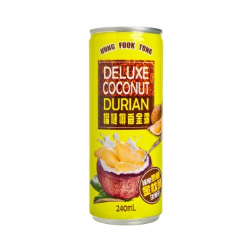 HUNG FOOK TONG - Deluxe Coconut Durian - 240ML